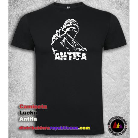 Camiseta Lucha Antifa