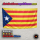 Bandera Senyera Catalana - Estelada Blava