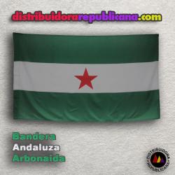 Bandera Nación Andaluza - Arbonaida