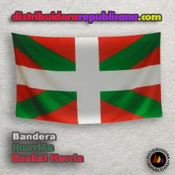 Bandera Ikurriña - Euskal Herria