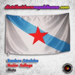 Bandera Estreleira - Nación Gallega
