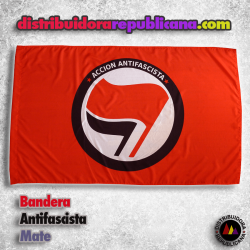 Bandera de Acción Antifascista