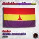 Bandera Republicana De Las Brigadas Internacionales