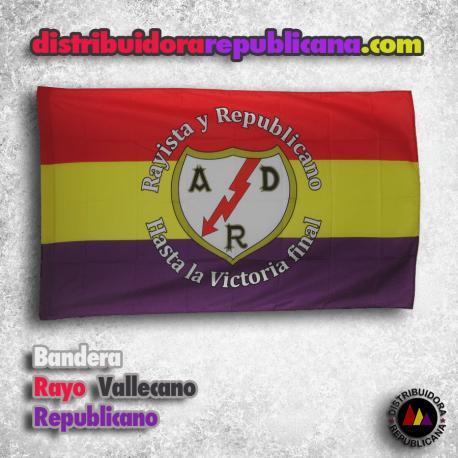 Bandera Rayista Republicano