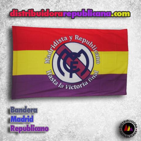 Bandera Madridista Republicana
