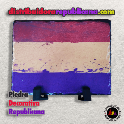 Piedra Decorativa Republicana