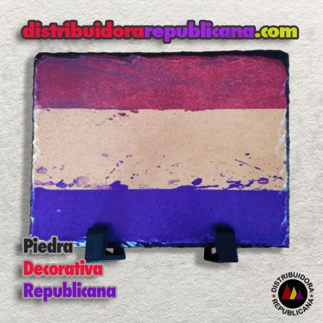 Piedra Decorativa Republicana