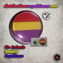 Pin Redondo Republicano
