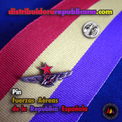 Pin Fuerzas Aéreas de la República Española