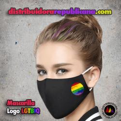 Mascarilla LGTBI