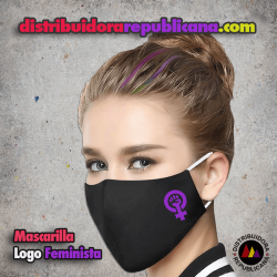 Mascarilla Feminista
