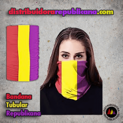 Bandana Tubular Republicana