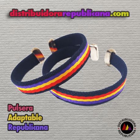 Pulsera Adaptable Republicana
