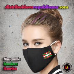Mascarilla Bandera Euskal Herria