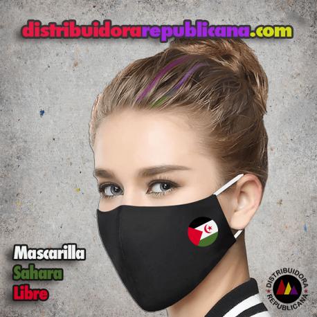 Mascarilla Sahara Libre