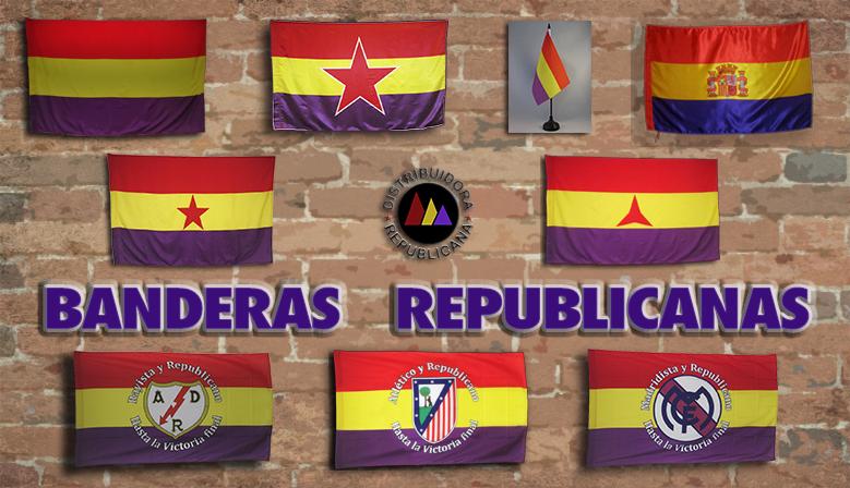 Banderas Republicanas